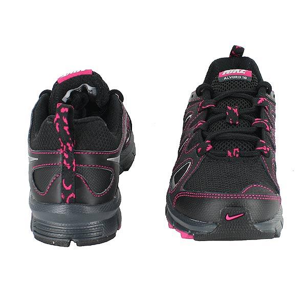 6ecf031194e3 Nike Wmns Air Alvord 10 Wide Black Fireberry Running Womens US Size ...